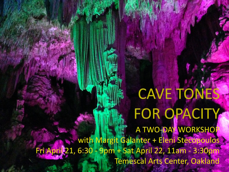 Cave Tones For Opacity